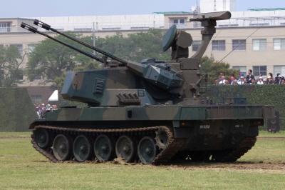 크기변환_03-04-01-일본 육상자위대의 87식 자주 대공포.JPG